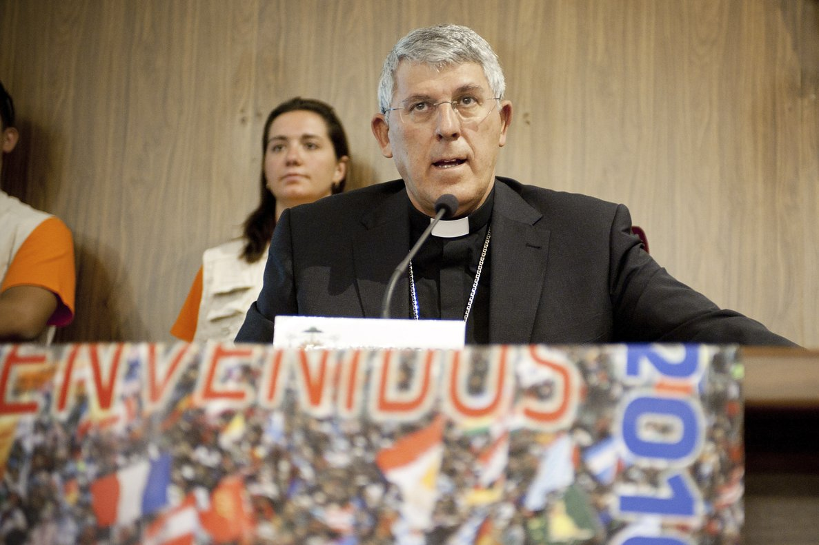 El arzobispo de Toledo y primado de España, Braulio Rodríguez, en una foto de archivo.