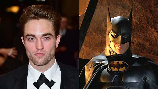 Pattinson serà el nou Batman