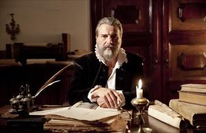 El actor Alberto San Juan, protagonista del documental de La Sexta Buscando a Cervantes.