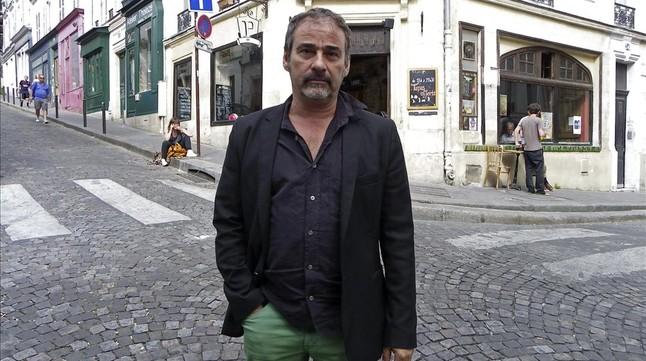 El actor Eduard Fernández.