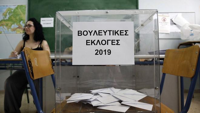 Els grecs voten amb l'expectativa d'un canvi de Govern