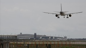 Instalaciones del aeropuerto barcelonés de El Prat.