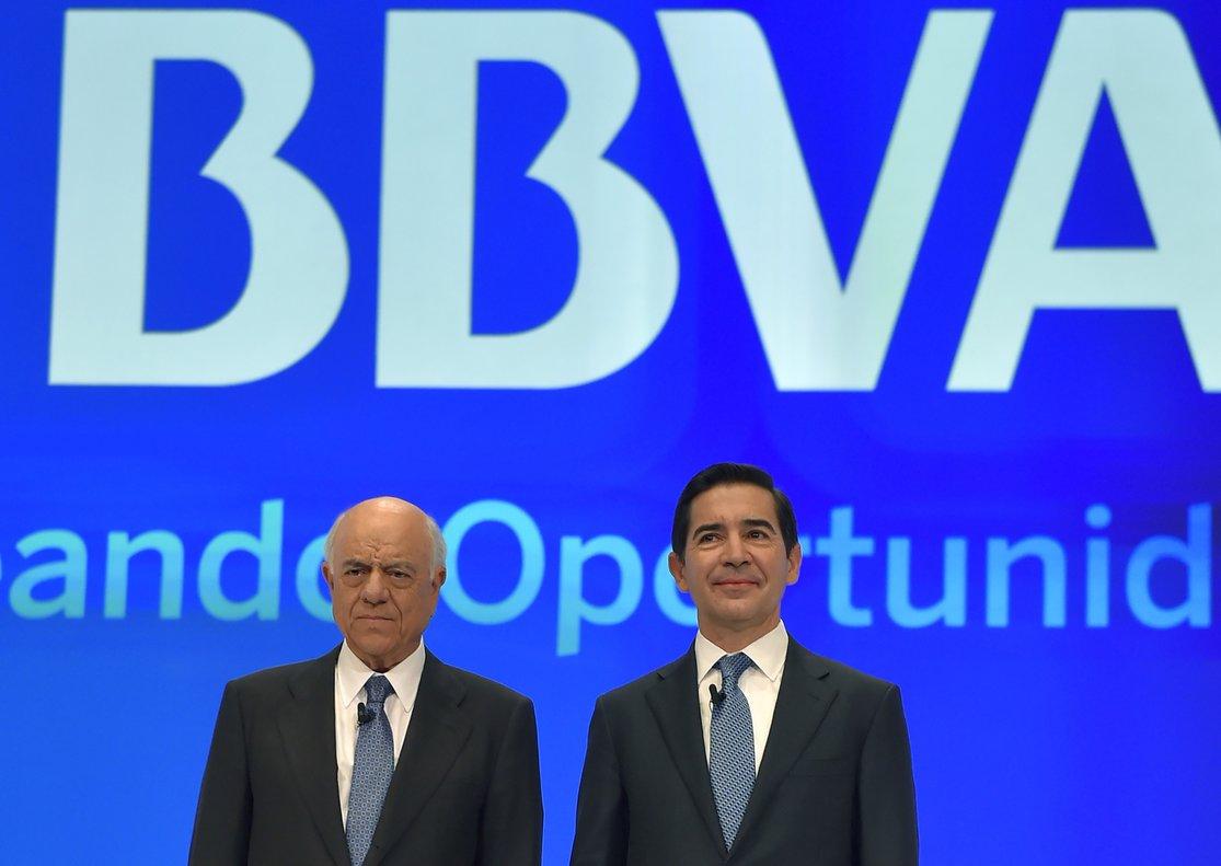 Francisco González y Carlos Torres.