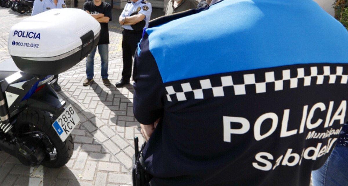 Detingut a Sabadell un home per fer tocaments a una dona en un edifici abandonat