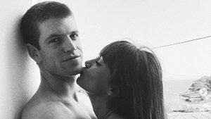 Aitana Ocaña y Miguel Bernardeau muestran su amor en Instagram.