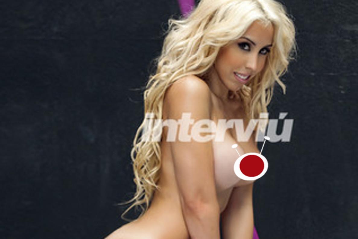 Amanda Gran Hermano 16 Posa Completamente Desnuda En La Portada