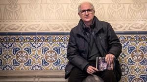 Antonio Ledezma este martes en el PalauMacaya de la Obra Social La Caixa.
