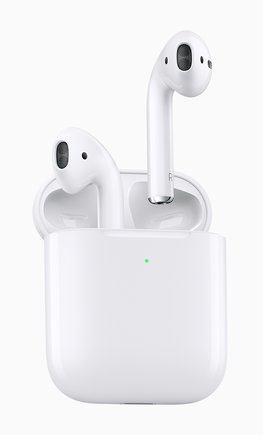 Apple anuncia els seus nous auriculars AirPods