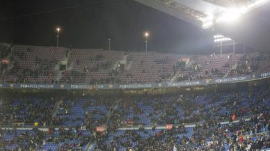 El declivi del Camp Nou