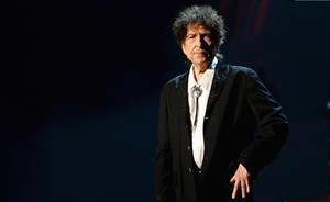 Bob Dylan, en una imagen de archivo.