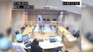 Cinco abogadas denuncian al juez que insultó a una víctima de la violencia machista