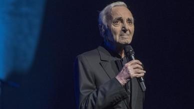 Charles Aznavour, emociones de verdad