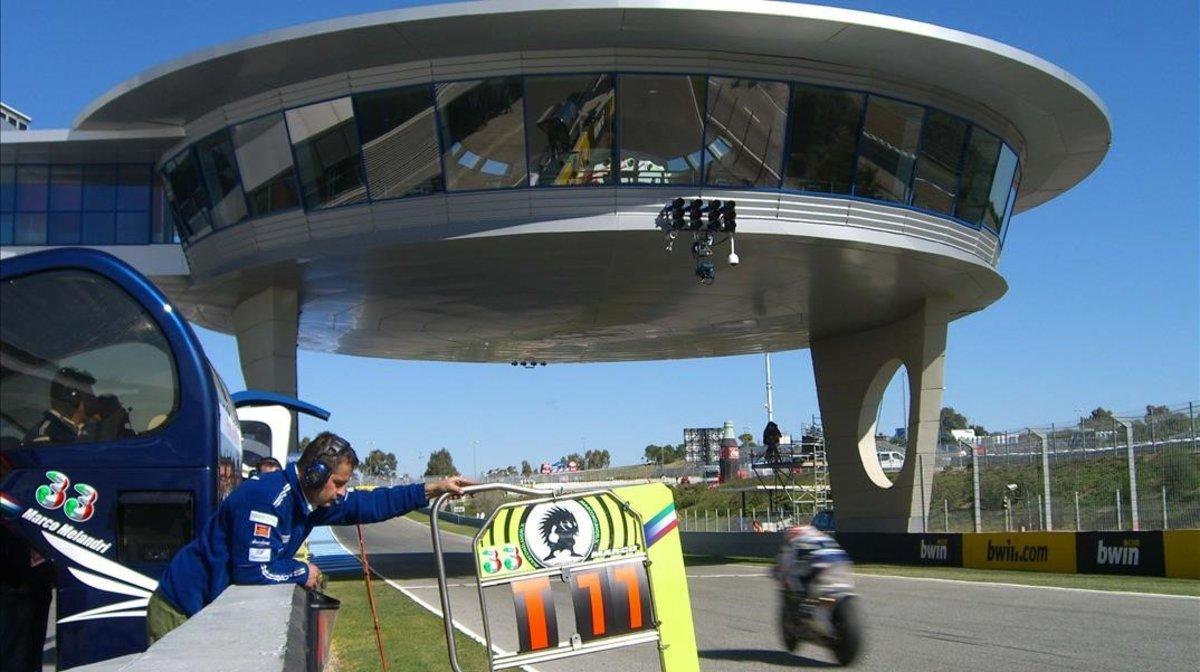 El Circuito de Jerez podría albergar el primer GP de MotoGP de la temporada, en mayo, a puerta cerrada.