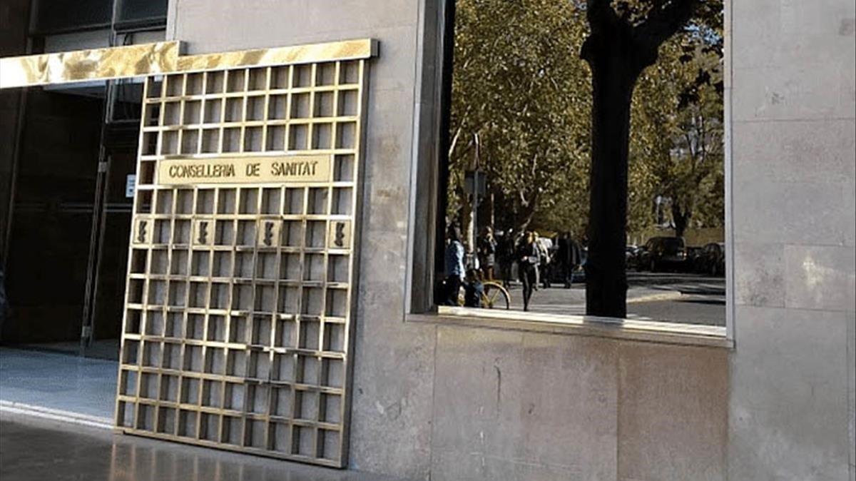 Conselleria de Sanitat de Valencia.