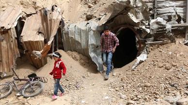 Save the Children reclama medidas para garantizar la educación de los niños sirios