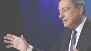 El BCE comença a tancar l'aixeta dels seus estímuls a l'economia però sense pressa