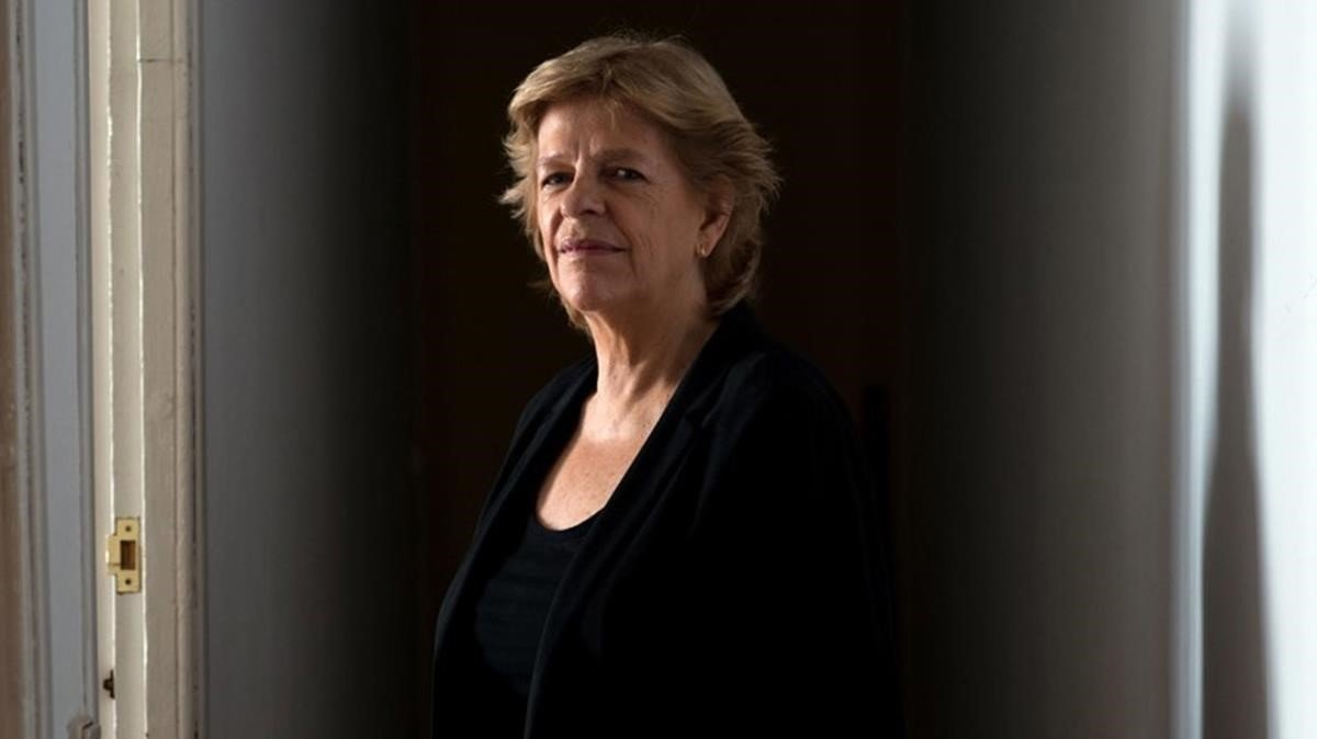 La escritora madrileña María Tena.