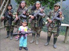 El reclutamiento de niños afecta principalmente regiones como los departamentos del Chocó, Putumayo o Córdoba, según el comisionado Ceballos.