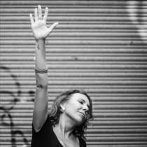 Mariajo Garrido, fotografiada por Cesc Sales.