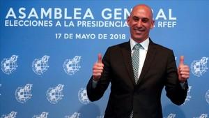 """Rubiales: """"Es muy posible que la Supercopa de este año sea a partido único"""""""
