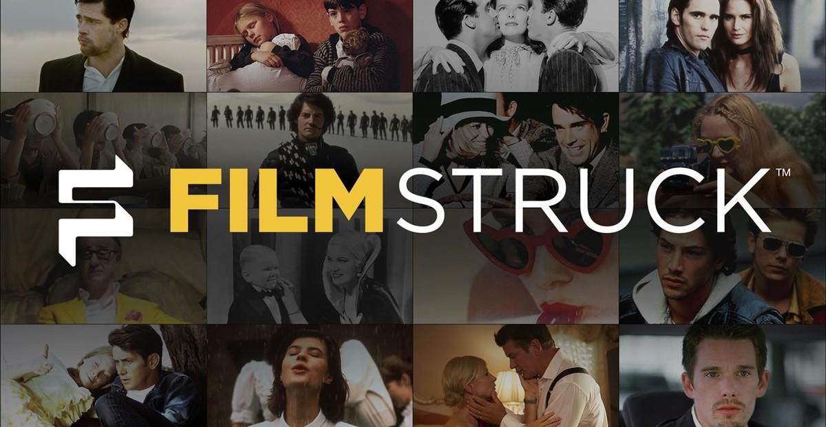Una imagen promocional del servicio FilmStruck.