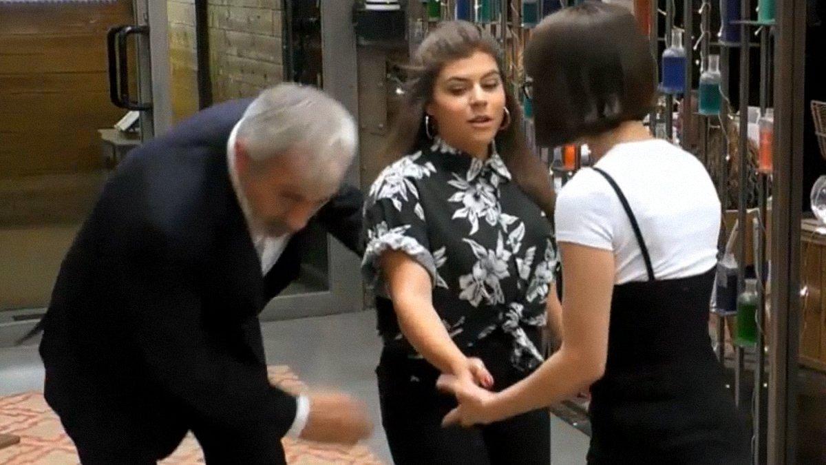 La «impressionant» ensopegada de Carlos Sobera a 'First dates': «¡Quasi em mato!»