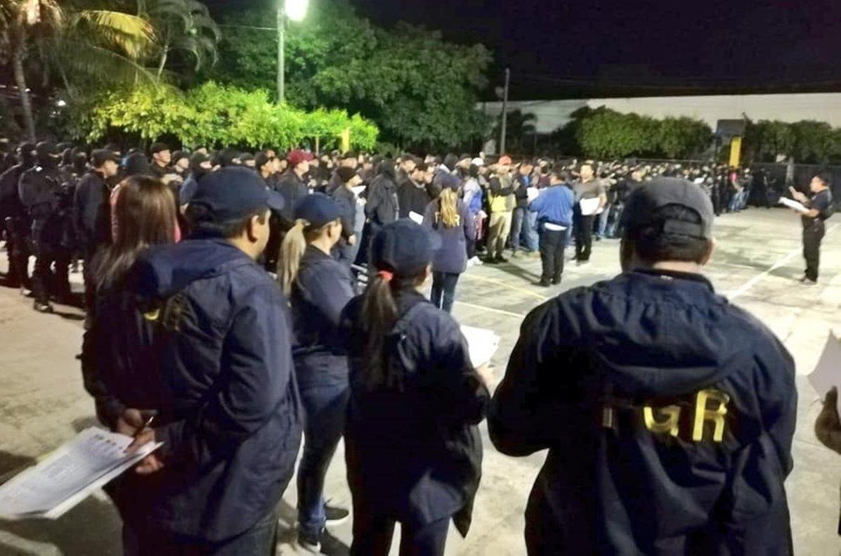 Nueve policías y tres militares implicados en 31 casos de homicidio en El Salvador