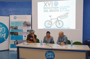 El riu Besòs serà el protagonista d'una bicicletada el pròxim 27 de maig