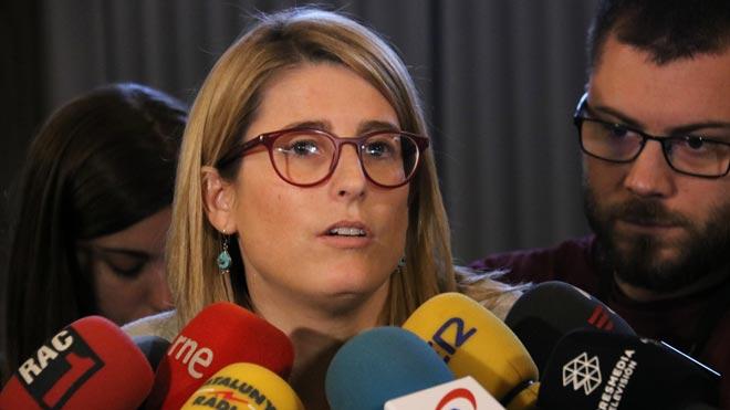 El Govern pedirá a la Fiscalía investigar si Lesmes y Díez-Picazo cometieron delito.