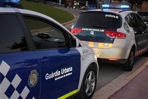 Guardia Urbana y Mossos colaboran en la implantación de este dispositivo durante la Fiesta Mayor de Agosto de Badalona