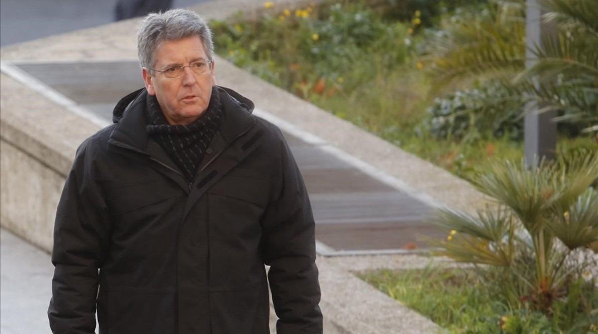 Emilio Monteagudo, exjefe de la policía municipal.