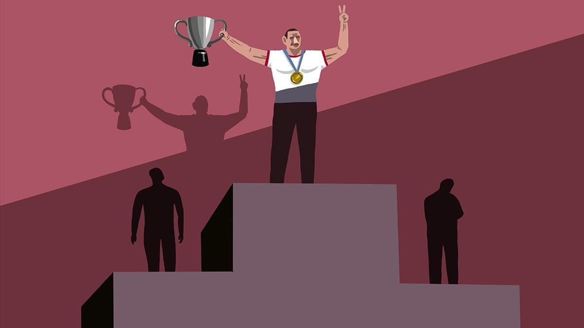 'Campeones' y la hipertrofia del deporte moderno