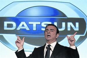 INNOVACIÓN. Carlos Ghosn, presidente de la Alianza, pretende encabezar la revolución eléctrica en el sector.