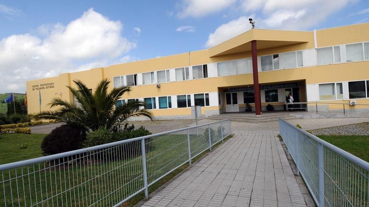 Instalaciones de la cárcel de Asturias.
