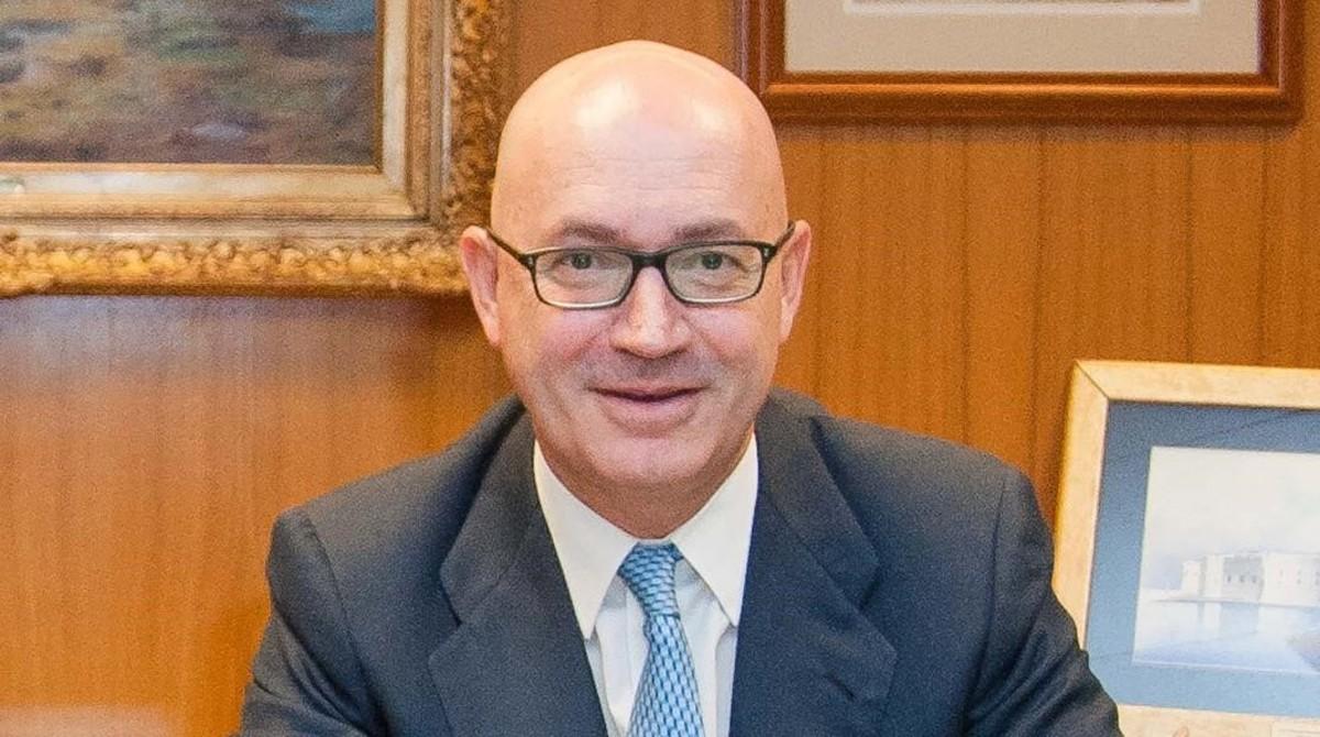 Jesús Nuño de la Rosa, de El Corte Inglés.