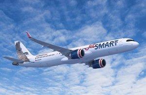 JetSmart, controlada por el fondo estadounidense Índigo Partner, opera en Argentina y Chile.