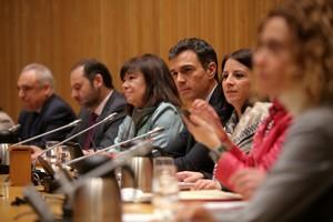 El PSOE demana que tots els presidents autonòmics compareguin en la comissió territorial