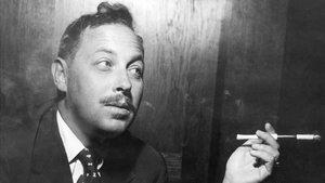 El dramaturgo Tennessee Williams.