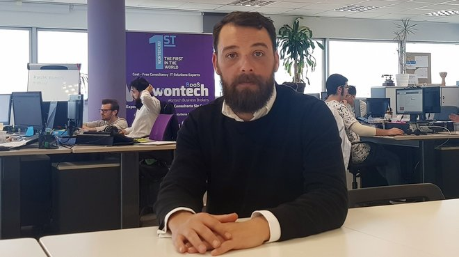 Jose Luis Perez, CEO de Wontech IT Brokers.