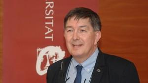Josep Anton Ferré, nou rector de la Universitat Rovira i Virgili.