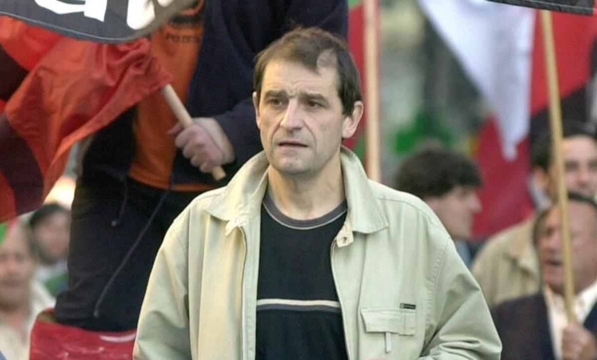 Josu Ternera, en una foto del 2002.