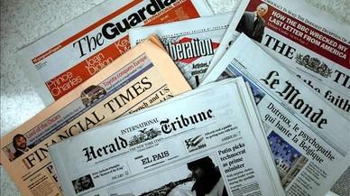 Un diario de buenas noticias triunfa en Italia
