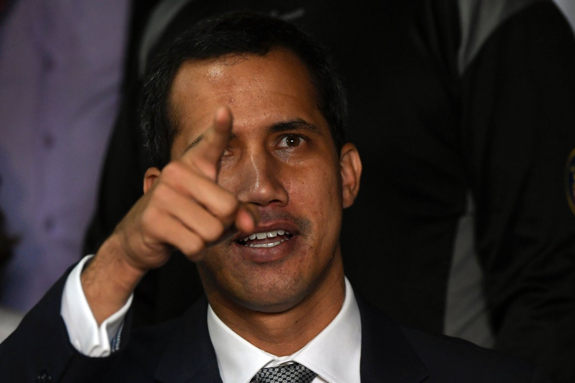 Guaidó es reconocido como presidente interino de Venezuela por más de 50 países.