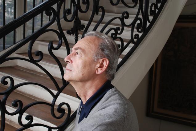 Lescriptor francès Patrick Modiano.