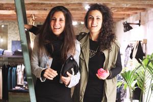 Lidia Ansio y Aixa Sanuy, de Pacific and co.