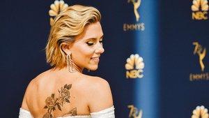 Scarlett Johansson, el pasado septiembre en Los Ángeles.