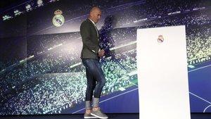 El que porta els pantalons al Reial Madrid