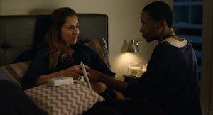 Estiano (izquierda) yZuaa protagonizan 'Los buenos modales'.