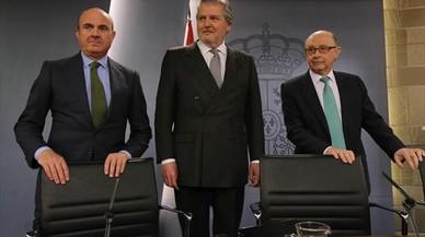 Rajoy quiere gastar más, bajar impuestos y a la vez reducir el déficit en el 2018