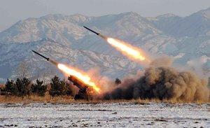 Se trata del sexto lanzamiento norcoreano de proyectiles desde el pasado 25 de julio.